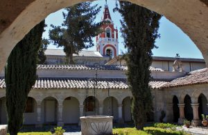 Convento de la Recoleta, Arequipa