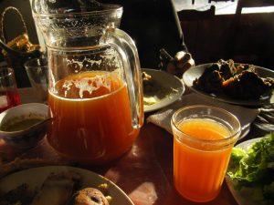La chicha de jora es considerada una cerveza artesanal de Perú.
