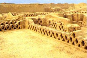 Restos Arqueológicos en Trujillo