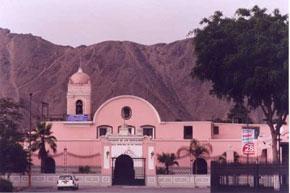El Convento de los Descalzos