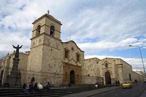 Iglesia de San Francisco (Arequipa)