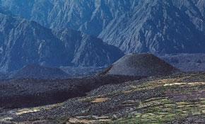 Valle de los Volcanes