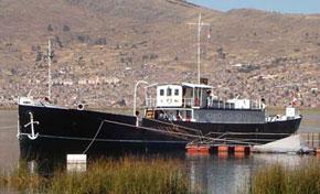 Barco Yavari