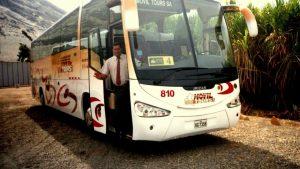 Bus de Movil tours