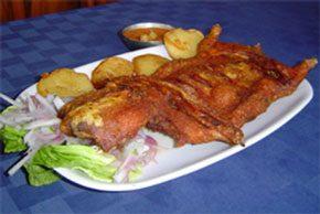 Gastronomía de Chachapoyas