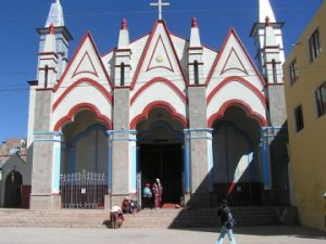 Iglesia San Juan Bautista – Puno