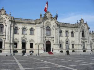 Palacio de Gobierno de Lima