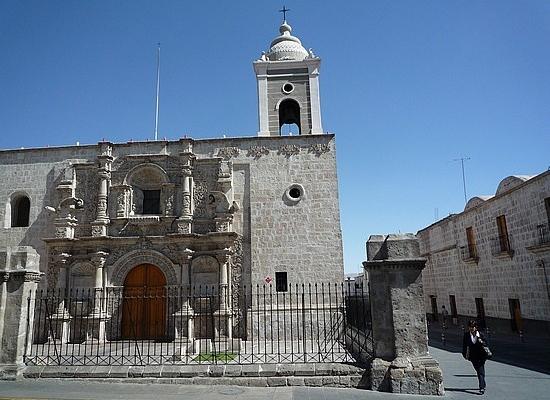 Iglesia de San Agustin (Arequipa)