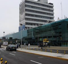 Aeropuerto Internacional Jorge Chávez