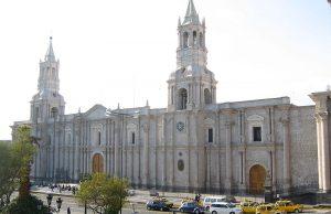 La Catedral de Arequipa