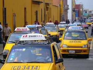 Taxis de Trujillo