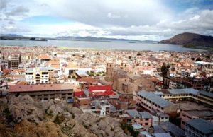 Clima en Puno