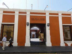 Museo Santuarios Andinos de la Universidad Católica de Santa María