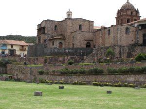 Coricancha (Templo dorado)