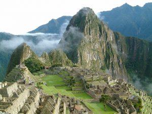 Machu Picchu vista panorámica