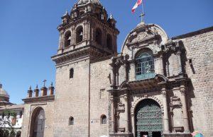 Templo de la Merced de Cusco