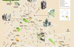 Mapa de Cusco