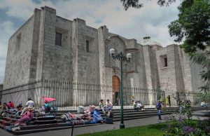Monumentos en Arequipa