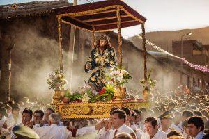 La Semana Santa en Ayacucho dura 10 días.