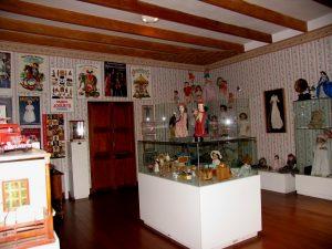 Exposición presentada por el Museo del Juguete en Trujillo.