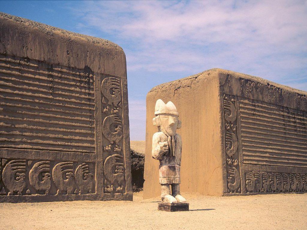 Monumentos en Trujillo - Viajar a Peru